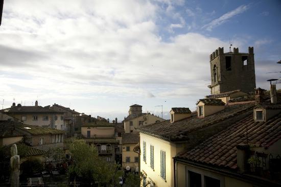 Casa Ambra: Vista Panoramica - APT. Piazza Passerini