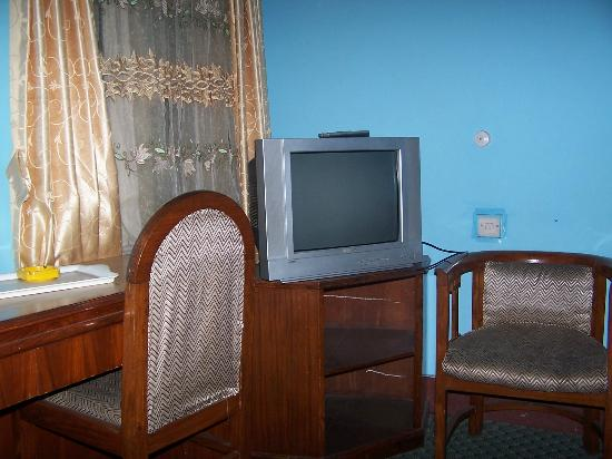 Hotel Kathmandu View: Hotel Room