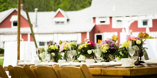 The Vermont Inn: Weddings at the inn