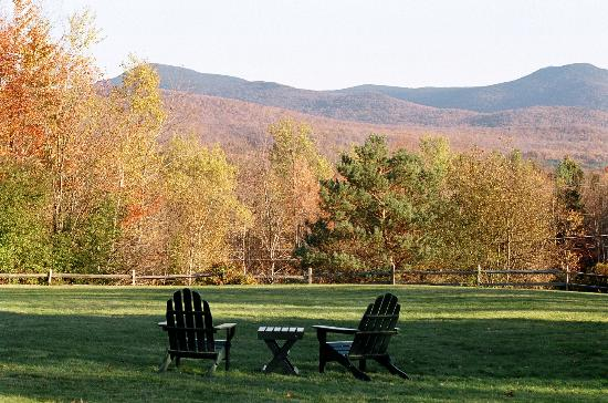 The Vermont Inn: Foliage Season