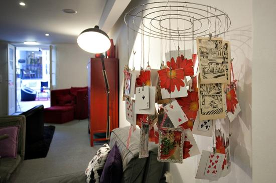Gallery Hostel: Relax room detail