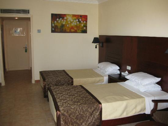 Royal Brayka Beach Resort: Twin room
