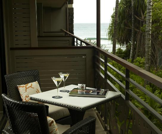 Koa Kea Hotel & Resort: Partial Ocean View