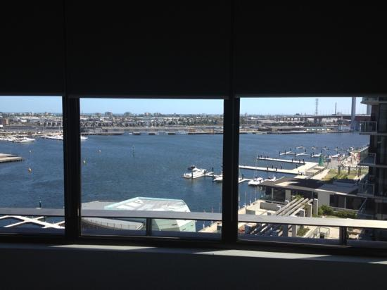 The Sebel Residences Melbourne Docklands: beautiful views of dockland