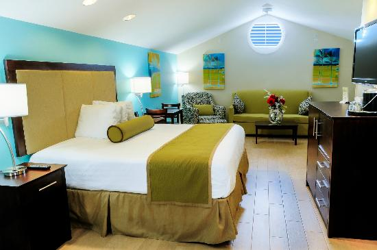 Silver Palms Inn: Sensational Silver Suite