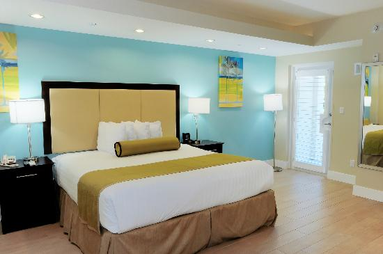 Silver Palms Inn: Classic King Room