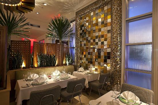 The Hotel of South Beach: Augelo's Italian Restaurant