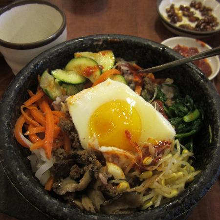 Buk Chang Dong Soon To Fu: Great Bibimbap