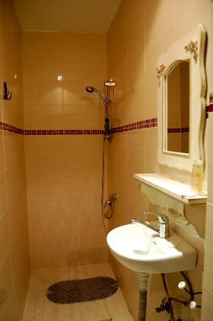 Central Hotel: Shower