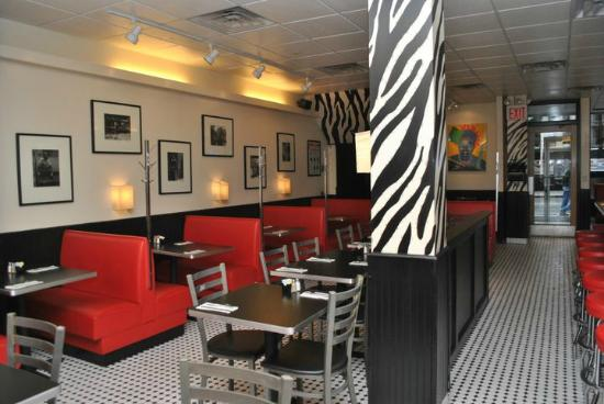 Photo of American Restaurant Capri Cafe at 165 Church St, New York, NY 10007, United States