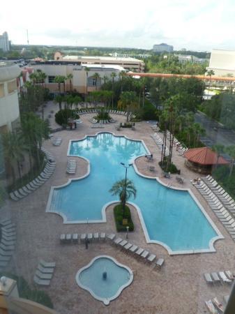 Rosen Centre Hotel Pool