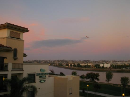 Homewood Suites by Hilton San Diego Airport - Liberty Station: Bayview at sunrise