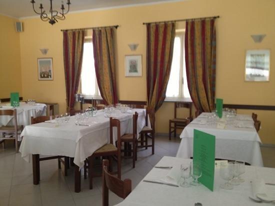 Hotel Ristorante Le Betulle: sala