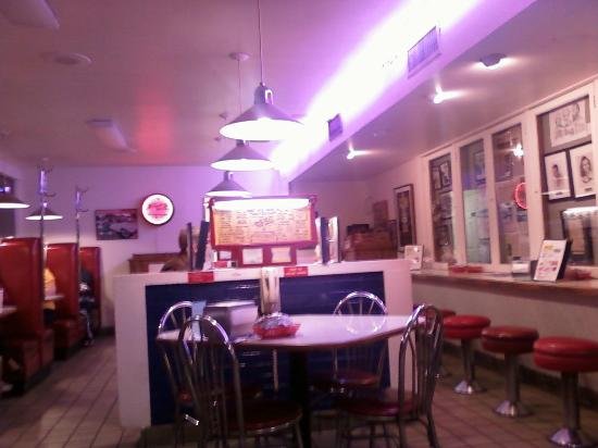Wright's Dairy Rite: Inside the Restaurant