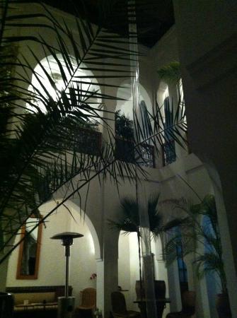 Riad Miski: El patio