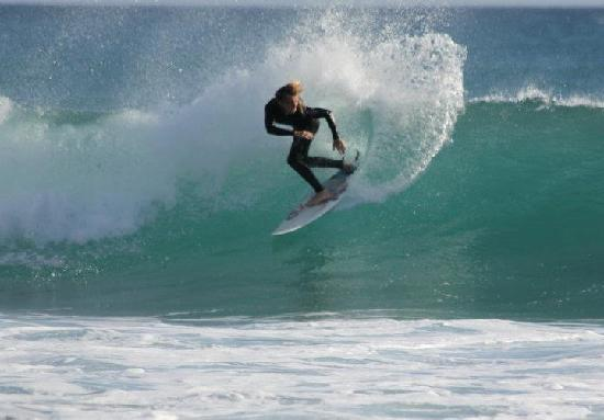 Surf Canaries Surf School: One of our Star Students - Jack Keenan