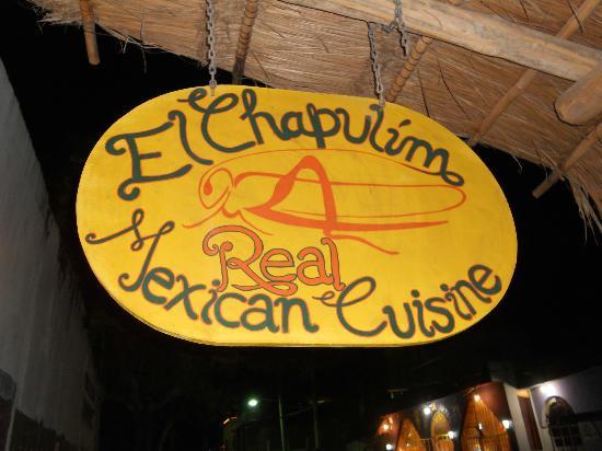 El Chapulim: Best food in town!
