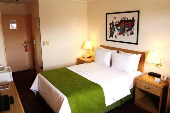 Days Inn Montevideo: Habitación Standard Matrimonial