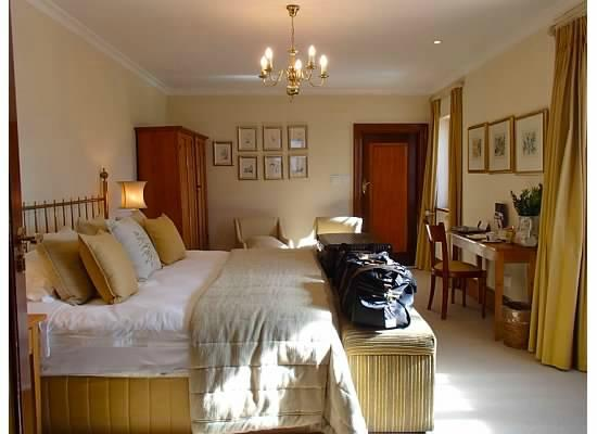 Steenberg Hotel: Our room with the comfortable bed - heavenly