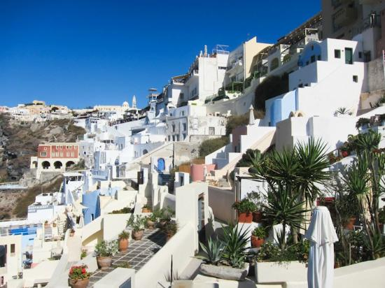 Enigma Apartments & Suites: santorini