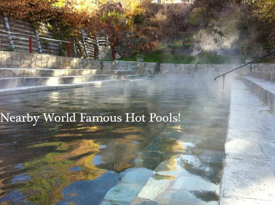 Home Hotel Lava Hot Springs: Nearby World Famous Hot Pools!