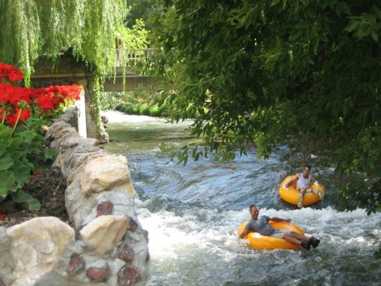Home Hotel Lava Hot Springs: Nearby Summer River Fun!