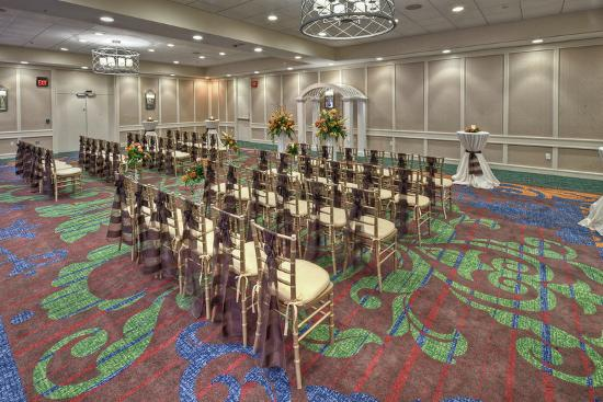 Hilton Lexington Downtown: Weddings
