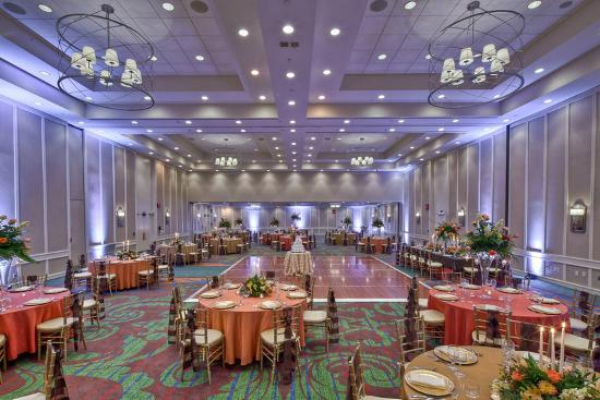 Hilton Lexington Downtown: Grand Kentucky Ballroom