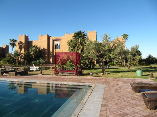 Sahara Palace Marrakech: Pool area