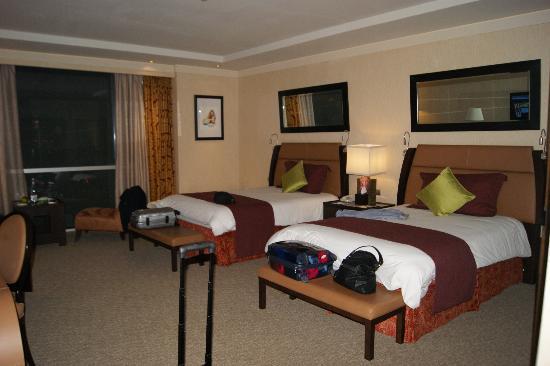 Kenzi Tower Hotel: The modern room