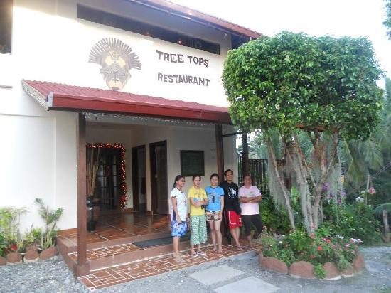 Tribal Hills Mountain Resort: the resto