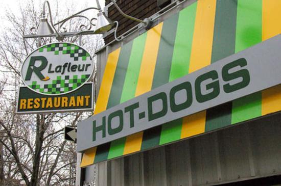 Restaurant D Lafleur