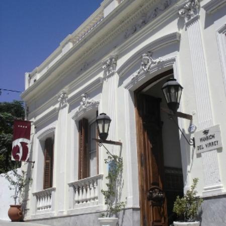 Hotel Posada del Virrey: Fachada