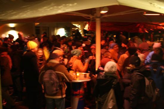 Fischerhäusl: esterno (dedicato al bar)