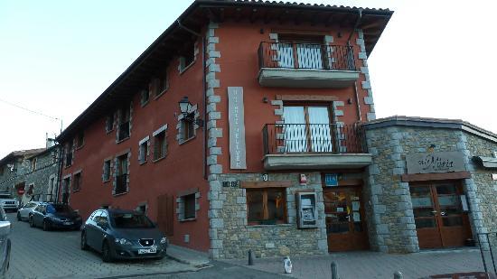 Aparthotel Bellver: Edificio principal de Apartahotel