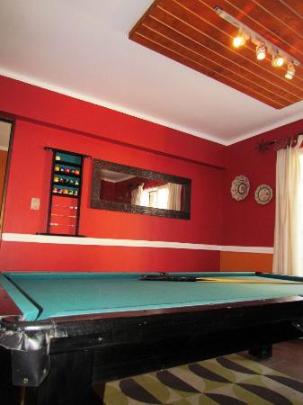Intiwasi Hotel: Salón