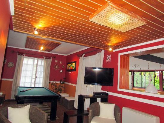 Intiwasi Hotel: Salón de juegos