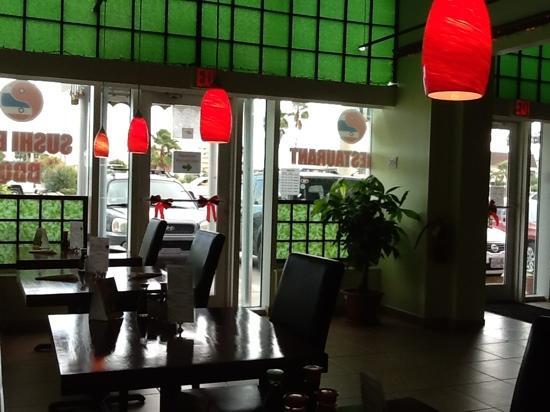 Inside Thai Fuku