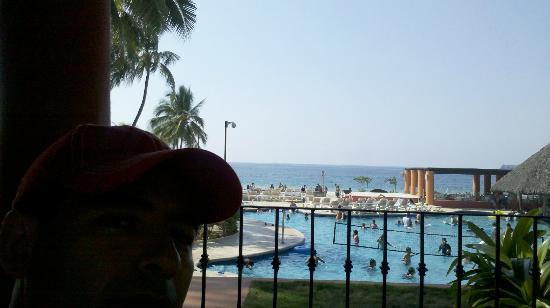 Holiday Inn Resort Ixtapa: Vista del Lobby