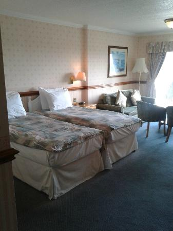 Trearddur Bay Hotel: room