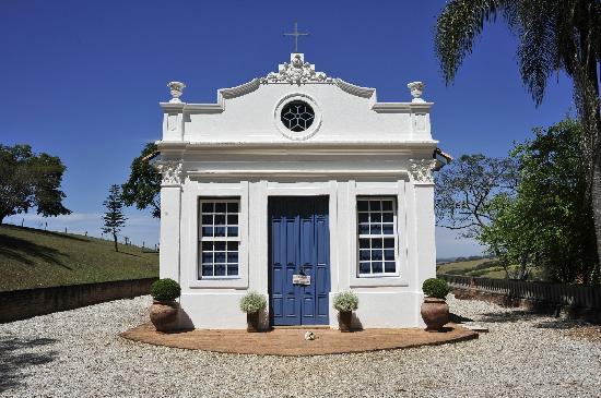 Hotel Fazenda Dona Carolina : Capela