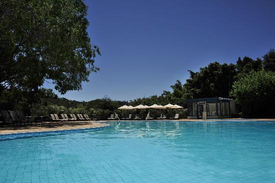 Hotel Fazenda Dona Carolina : Piscinas climatizadas