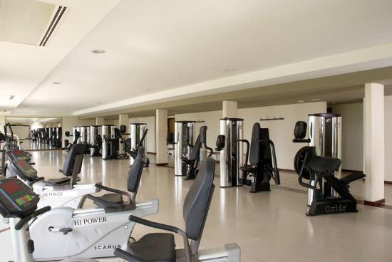Arapey Thermal Resort and Spa: Gym