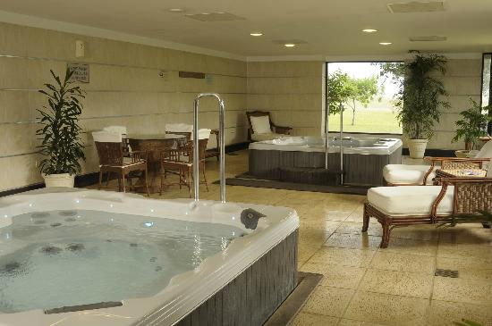 Arapey Thermal Resort and Spa: Jacuzzi
