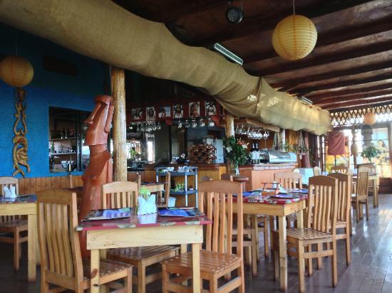 Kaimana Inn Hotel & Restaurant: Hotel restaurant