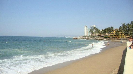 """Las Palmas by the Sea: Beach from """"The Wall"""""""