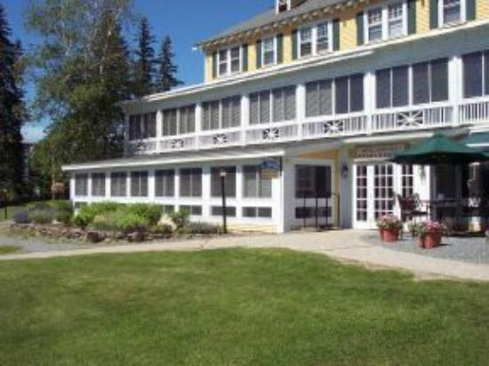 The Millbrook Tavern & Grille The Bethel Inn Resort: Terrace, Tavern & Outdoor Seating, great for larger groups & families