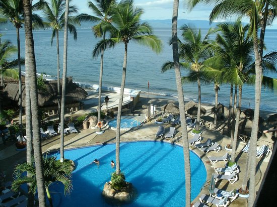 Las Palmas by the Sea: Room with a view