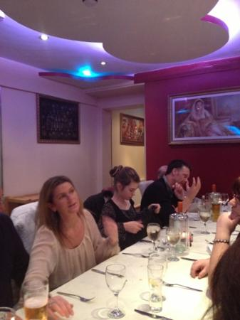 Codsall Spice: some of the group of friends