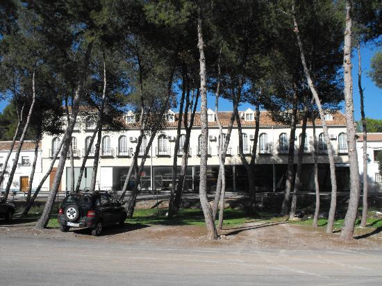 Hostal Nicol's: Edificio